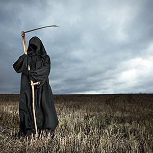 Image: Grim Reaper © Anton Ovcharenko/Vetta/Getty Images